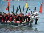 PDBC on Tanjung-Pinang Dragon Boat race 2008